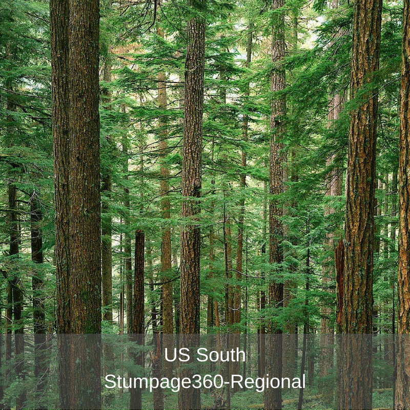 US South- Stumpage360- Regional