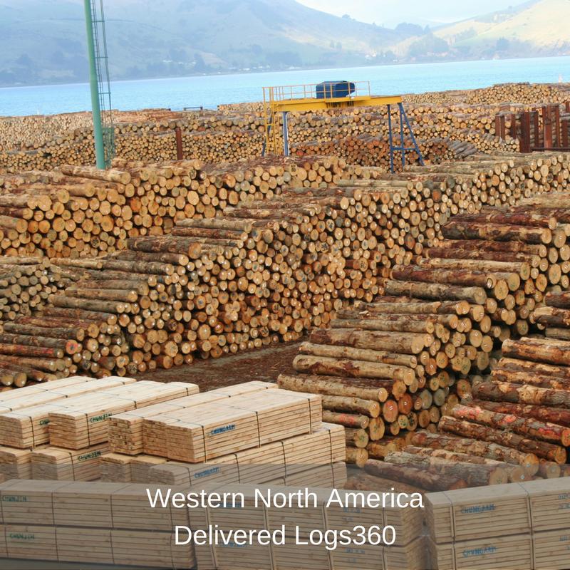 Western North America- Log360