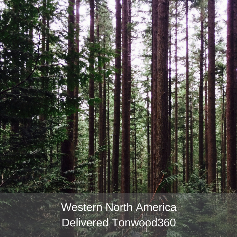 Western North America- Tonwood360