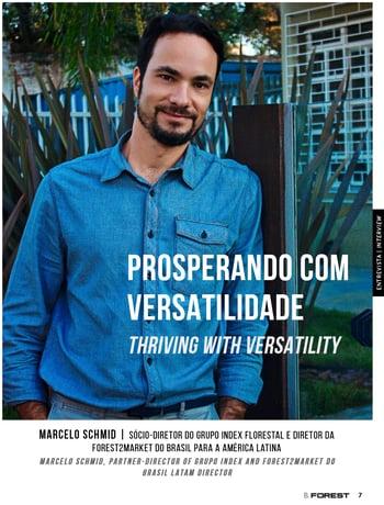 Marcelo Schmid of Forest2Market do Brasil in B.Forest