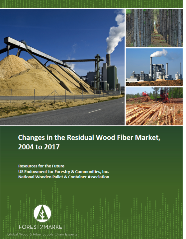 How Should Policymakers Respond to Shifts in the Secondary Wood Fiber Market?